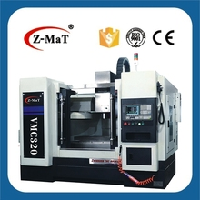 China factory direct sale compact Vertical CNC milling machine VMC320