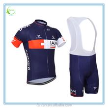 2015 new style fashion design pro team cycling wear