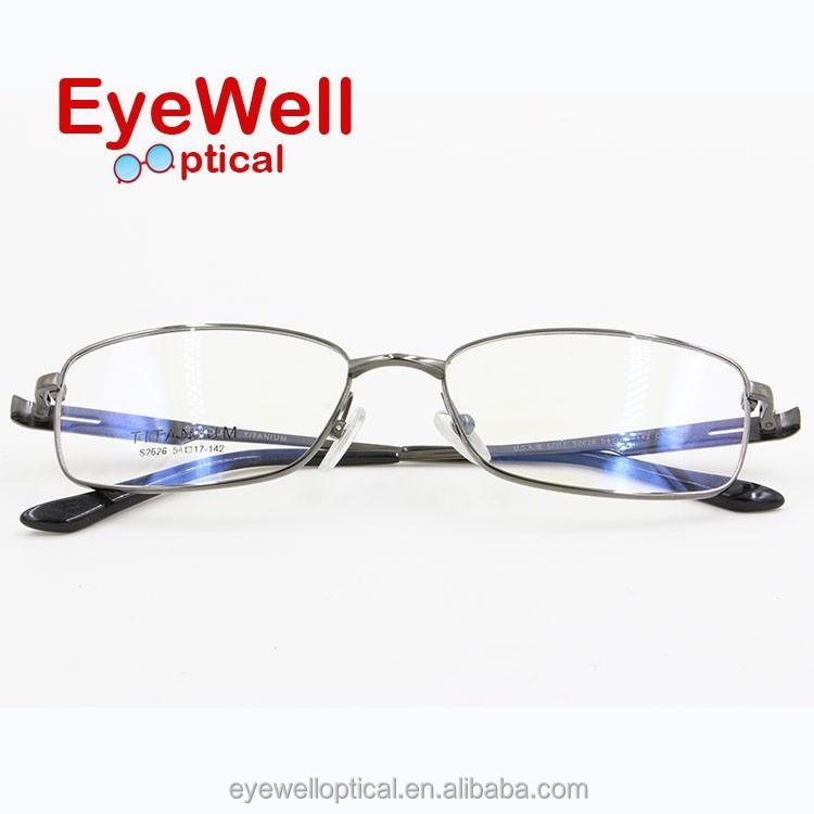 New Style Eyeglass Frame : Eyewear Frame Titanium Frame 2015 New Style Eyeglasses ...