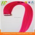 Toptan fabrika fiyat yüksek kalite 6-36 inç sıcak satış sentetik saç uzatma örgü için