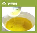 jaune pâle huile de graines de thé