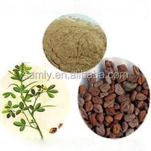 Fenugreek seed extract Furostanol Saponins 4-Hydroxyisoleucine 20% 40% 60% 90% 98% HPLC
