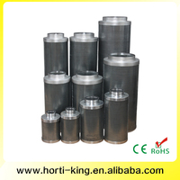 High performance activated carbon air filter odor absorbing material