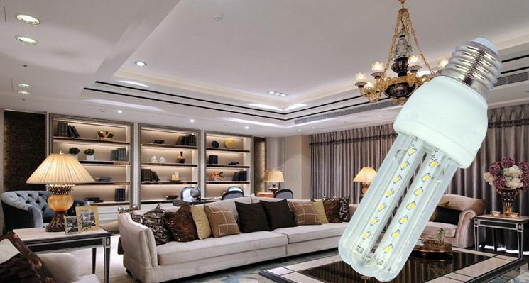2U energy saving lamp replacement 3w led cfl lights