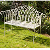 Hot sales Gothic style portable folding outdoor bench