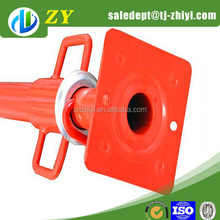 Light duty acrow props/adjustable steel support post / steel support for construction