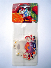 car air freshener with christmas style