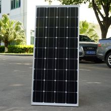 New USA Stock Only 129.99 USD 100W mono Photovoltaic PV Solar Panel off Grid for 12V Battery RV Boat camping&Free Shipping hubpe