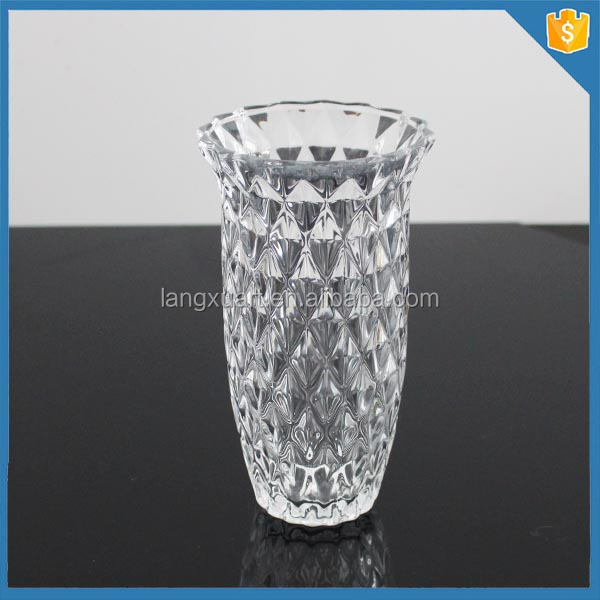 Home Decor Different Types Glass Vase For Wedding Gift