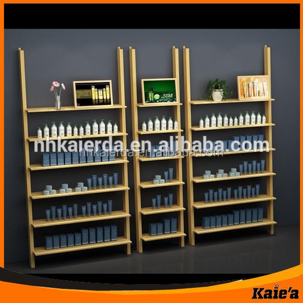 used hair salon furniture display shelf buy hair salon furniture rh alibaba com beauty salon product shelves Salon Shelving