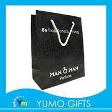 di alta qualità goffratura sacchetto di carta laminata con gioielli