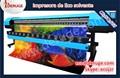 De formato ancho 3.2m dx5 cabezal de impresión digital de la máquina de impresión