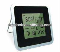 YD8099 digital desktop lcd am pm clock
