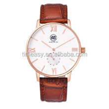 China supplier ailibaba 2015 new Top brand men's watch with stainless steel case Sapphire glass