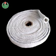 High temperature resistance CE top quality fireproof ceramic fiber sleeve from China factory dengfeng Jinyu