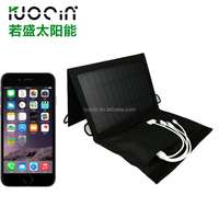 Solar Charger Bag With USB 6Voltage Controller For Laptops Mobile Phones