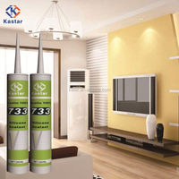 Chemical industry general purpose silicone sealant