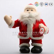 Large standing snowman Outdoor Christmas Decoration Larger Santa Claus