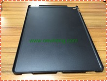 high quality black hard sublimation pc back cover case for ipad pro 12.9 inch