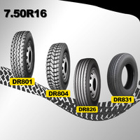 top selling made in china 7.50 16 light truck tire