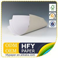 Highest Level Factory Direct Price Coating Paper Cardboard A4 Paper Size Frame