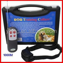 4 in1 Remote Vibrancy And Shock Dog Training Collars-1000 m (E-628B)