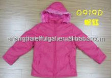 2015 the latest design warm keeping only for women's jackets