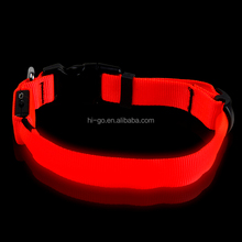 new products 2016 Custom usb charge dog collar unique products from china