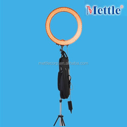 55W photo LED ring light with bag for camera equipments
