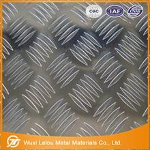 stucco checkered embossed aluminum 1050