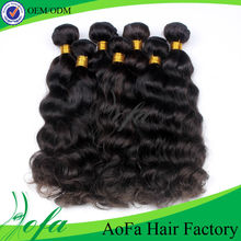 best quality tangle&shedding free wholesale unprocessed human hair bulks
