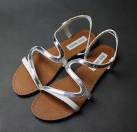 Neweset Design 2015 Custom Women Rubber Flip Flop Sandal Wholesale