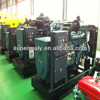 original Korea Daewoo Doosan generator 50-600KW with CE