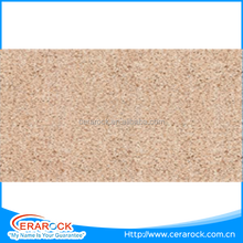 2015 Most popular selection sand style design 3d ceramic outside wall tiles