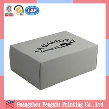Top Grade Color High Quality Plain White Custom Shoe Box