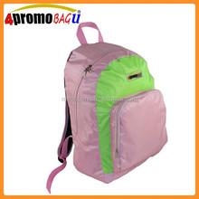 Custom wholesale backpack name brand school bag