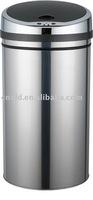 Sensor dustbin Stainless steel dustbins rubbish bins