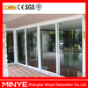 for house use upvc sliding door/frosted bathroom pvc doors/pvc door for interior room use
