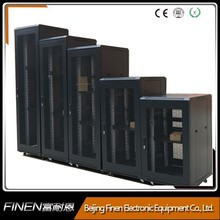 SPCC OEM 19 inch rack telecom cabinet 18u at USD110.0/PC
