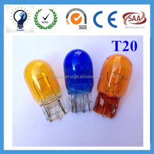 China new product auto bulb T20