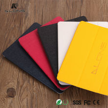 DLONS 2015 new design!! pu leather case,pu leather case for ipad air 2,tablet cover for ipad air 2 leather case