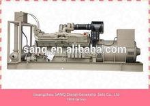 Easy operate 100kw marine diesel generator