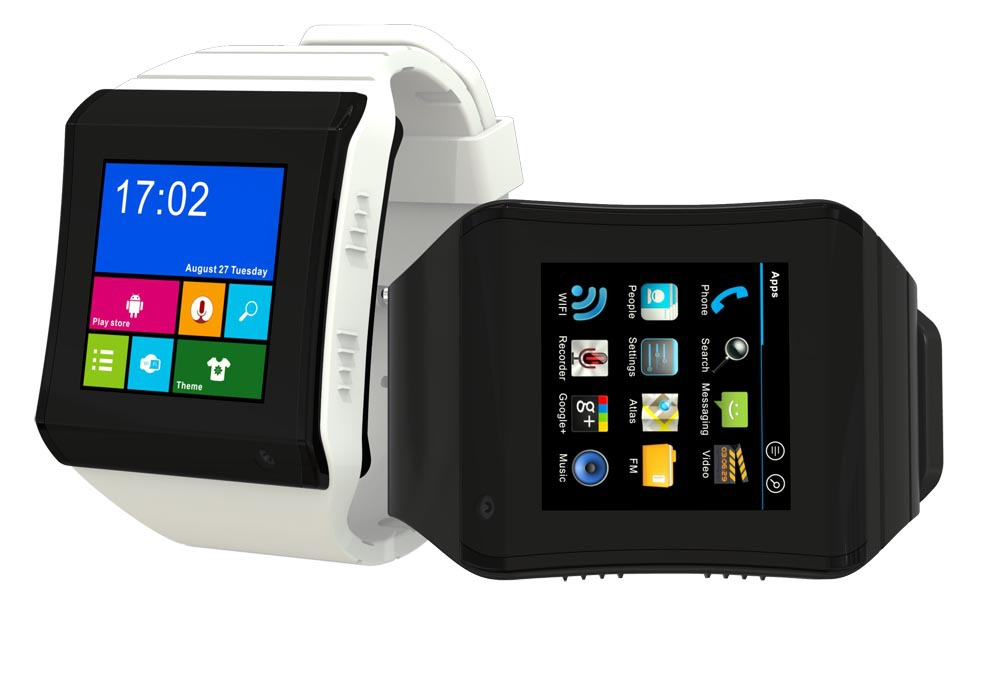 2010 New 1.54 inch Smart Watch with Phone sport health functions OEM ODM