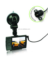 Full HD 1080p car black box dashcam with CE ROHS approved car dvr