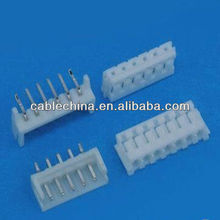 """5 Pin 2.54mm (.100"""") pitch PCB and wire terminal connector"""
