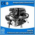 Chinês SANJ motor marítimo para o barco bomba de jato de água