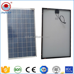 Factory Price High Efficiency High Quality 250W poly Solar Panel