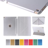 New Arrival Hot Sales fashion PU smart case for iPad air1/air2 styles iface case for ipad mini air 2