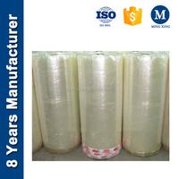 Water Based Acrylic Bopp Adhesive Tape Common Size Jumbo Roll