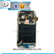 wholesale repair parts cell phone touch screen for galaxy S4 lcd display